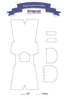 envelope onesie pattern money holder template just decorate it for christmas