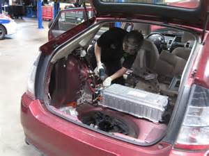 Toyota Prius Battery Maintenance 2 Prius Hv Battery Replacement P0a80 Garage
