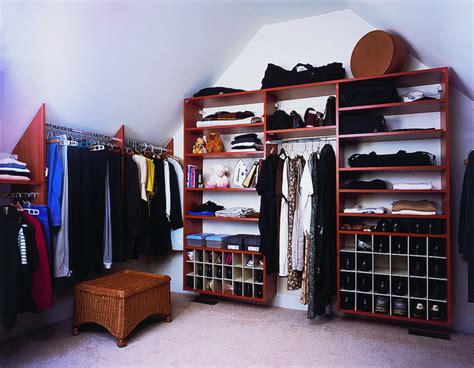 Closet And Storage Concepts Awkward Closet Solutions From Closet Storage Concepts