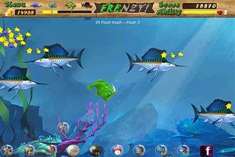 swallow frenzy[fish eat fish game][joylogic game] touch