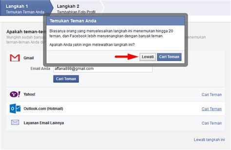 cara membuat akun facebook suka cara membuat mendaftar akun facebook baru