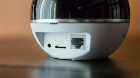Sale Cctv Ezviz C6t Mini 360 Plus 1080p Ip ezviz mini 360 plus review motion tracking isn t this security s forte cnet