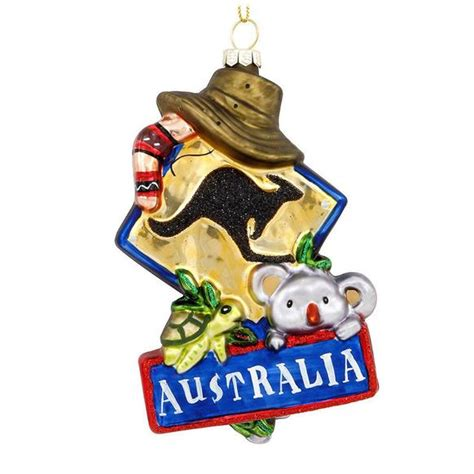 australia ornament christmas ornaments callisters
