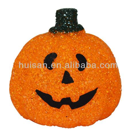 Outdoor Lighted Pumpkin Decorations by Lighted Outdoor Decoration Artificial Pumpkin