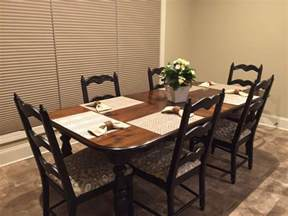 refinishing dining room table refinishing dining room furniture for new home just