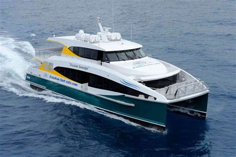 catamaran ultramar incat crowther construir 225 un catamar 225 n para ultramar