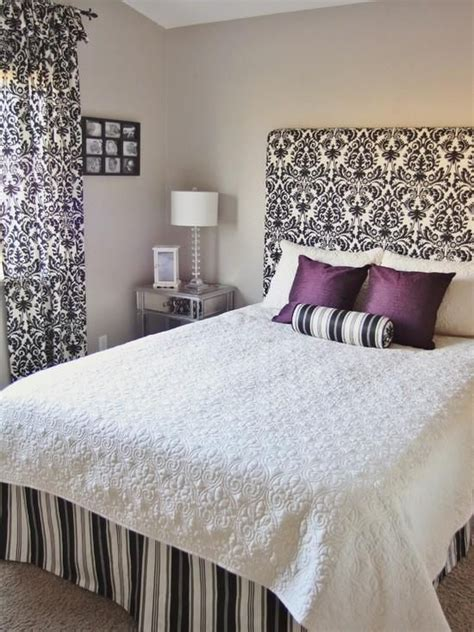 Wall Mounted Headboards Diy by 17 Best Ideas About Fabric Headboards On
