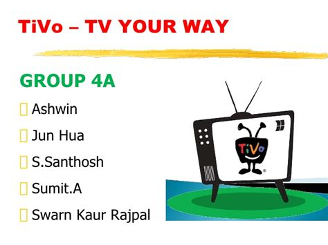 quot all the way quot tivo quot tv your way