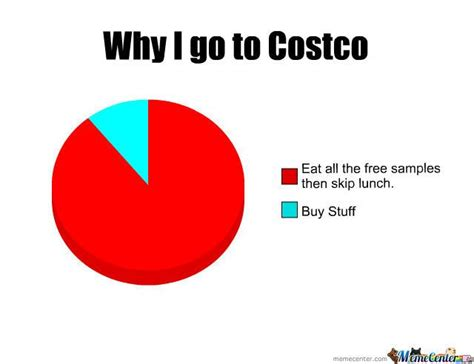 funny costco pictures why i go to costco meme center