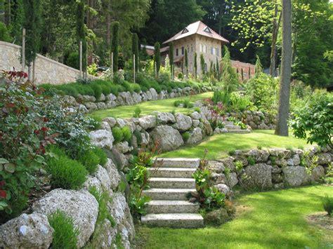 gartengestaltung naturstein gartengestaltung mit naturstein gartengestaltung