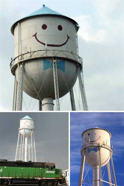 Famous American Architecture thirst class 10 wet wild amp wacky water towers urbanist
