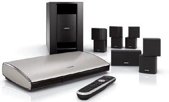 amazoncom bose lifestyle  home theater system black