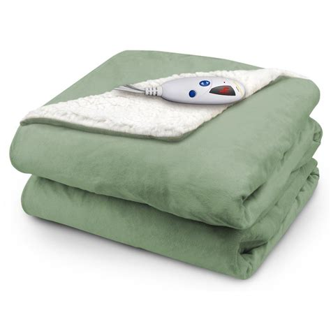 biddeford blankets 4480 series 1 size mink with