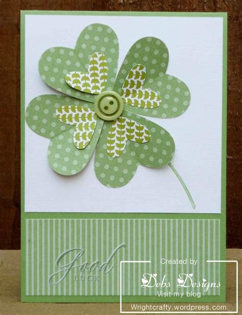 Handmade Luck Cards - best 20 luck cards ideas on button cards