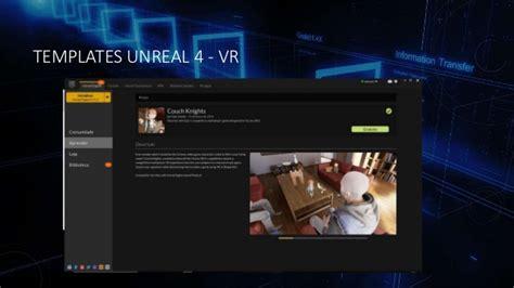 Sprv 3 Videos 360 Audio Vr E Templates De Ue4 Ue4 Vr Template