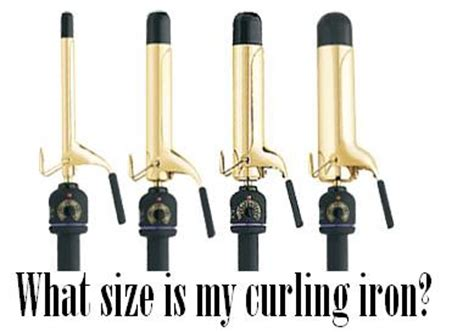 what is the best size curling iron for medium length hair yhat is thin what is the best size curling iron for medium length hair