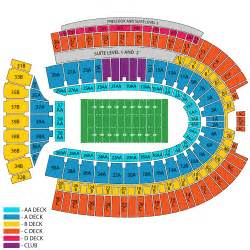 Ohio State Stadium Map by Ohio State Buckeyes Football Vs Wisconsin Badgers Football