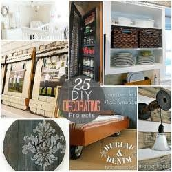 25 diy home decorating projects diy cozy home