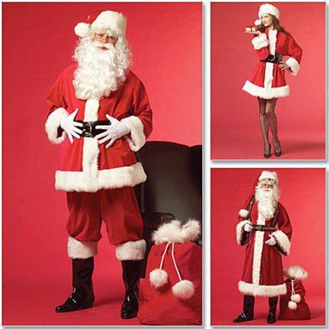 xmas pattern suit santa suits costume pattern looks great men women