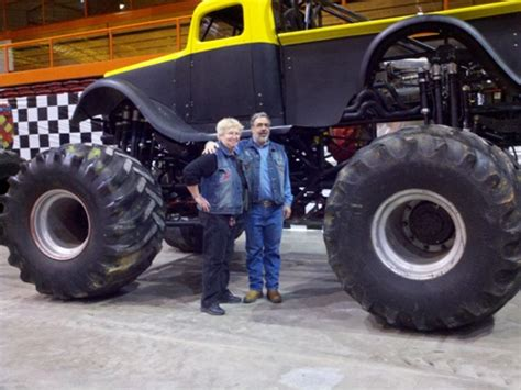 minot monster truck who is ben d anderson