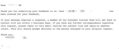 customer service auto response email template customer service archives creative agency secrets