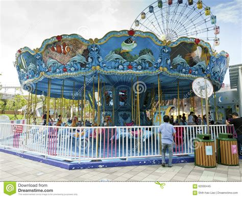 theme park taipei taipei taipei children s amusement park editorial image