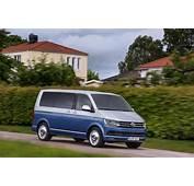 Essai Volkswagen Multivan T6 2015 Le Nouveau