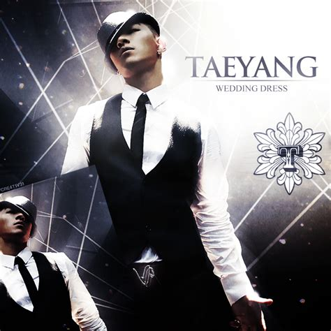 Wedding Dress Taeyang by Wedding Dress Taeyang Free Piano Sheet