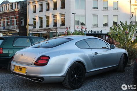 bentley sports coupe bentley continental supersports coup 233 20 october 2016