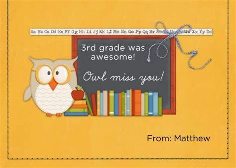 Owl Miss You Card Template by 17 Best Images About Gifts On