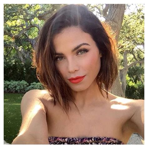 jenna dewan short hair instagram post by patrick ta patrickta jenna dewan