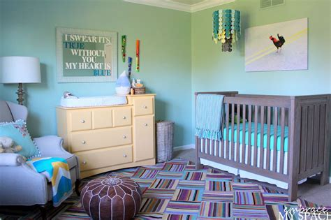 colorful nursery colorful gender neutral nursery of diy hometalk