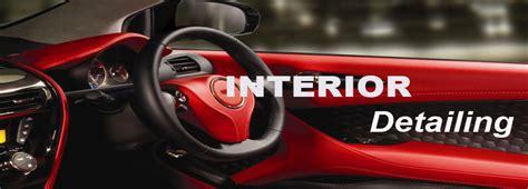 Interior Detail Car Wash by Oakville Service Car Wash Auto Detailing