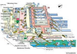 jr east guide maps for major stations ueno station