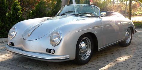 Porsche 356 Verkauf verkauft porsche 356 speedster replika zauber automotive