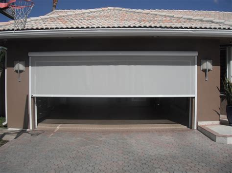 garage door netting garage door screens cost retractable