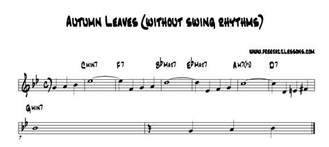 rhythmic swing jazz rhythm how to practice this skill