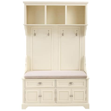 home decorators desks home decorators collection sadie ivory double hall tree