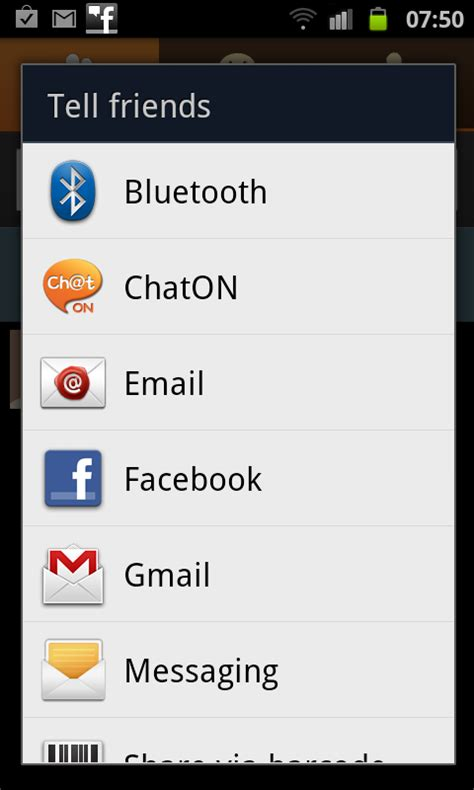 aptoide unable to scan samsung chaton messenger app review tutorial bbm and