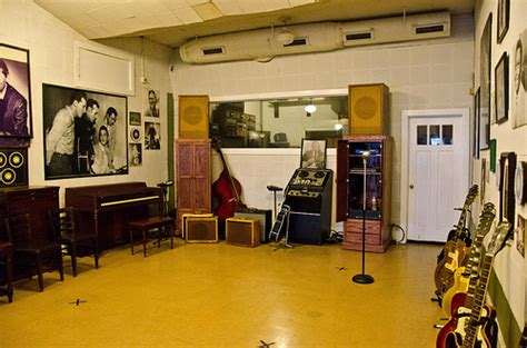 Free Records Tn Recording Room At Sun Studio In Tennessee Flickr