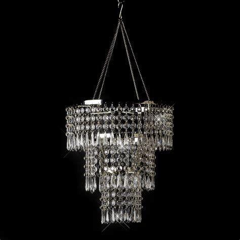 opentip com elegance by carbonneau chandelier 15 clear
