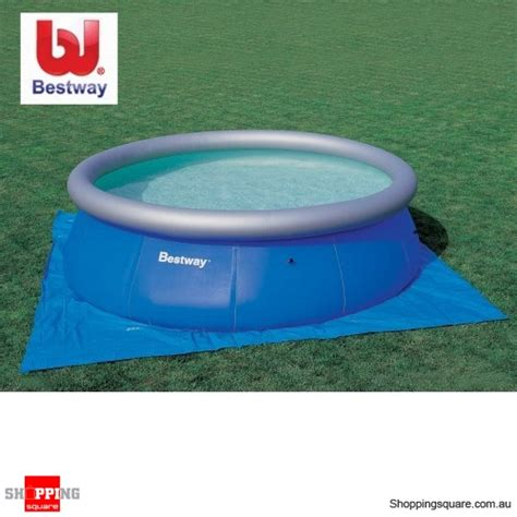 Ground Cover Mats by Bestway Ground Cover Mat For Fast Set Pool 366cm