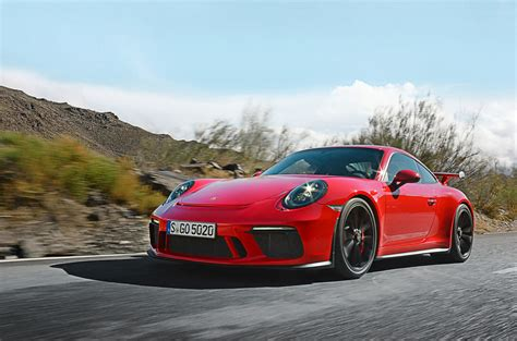 porsche gt3 991 a ride in the new porsche 991 2 gt3 7 things we learned