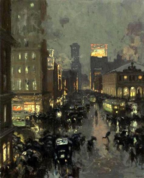 house painters nyc enchanting rainy evenings in the gilded age city