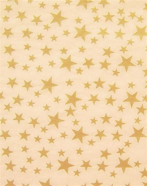 gold patterned kraft paper gold stars on kraft printed tissue paper 20 quot x 30 quot sheets
