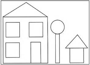 shape of house build a house math shapes game colors shapes pinterest a house house and preschool