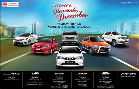 Toyota Employee Discount Diwali Deals Check Out Festive Season Offers And