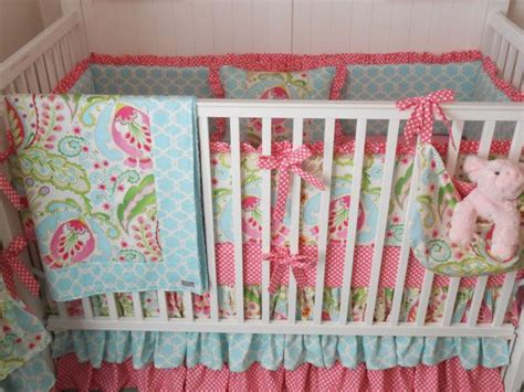 pink and aqua crib bedding 15 best images about aqua and pink crib bedding on pinterest owl pink and art