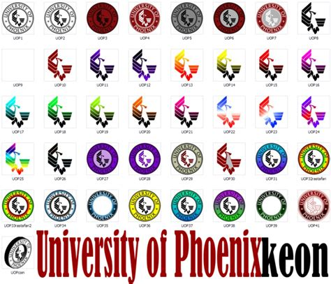15 university of phoenix icon images university of university of phoenix uop 42 iconpack rocketdock com