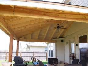 roofing how to build a porch roof with fan how to build